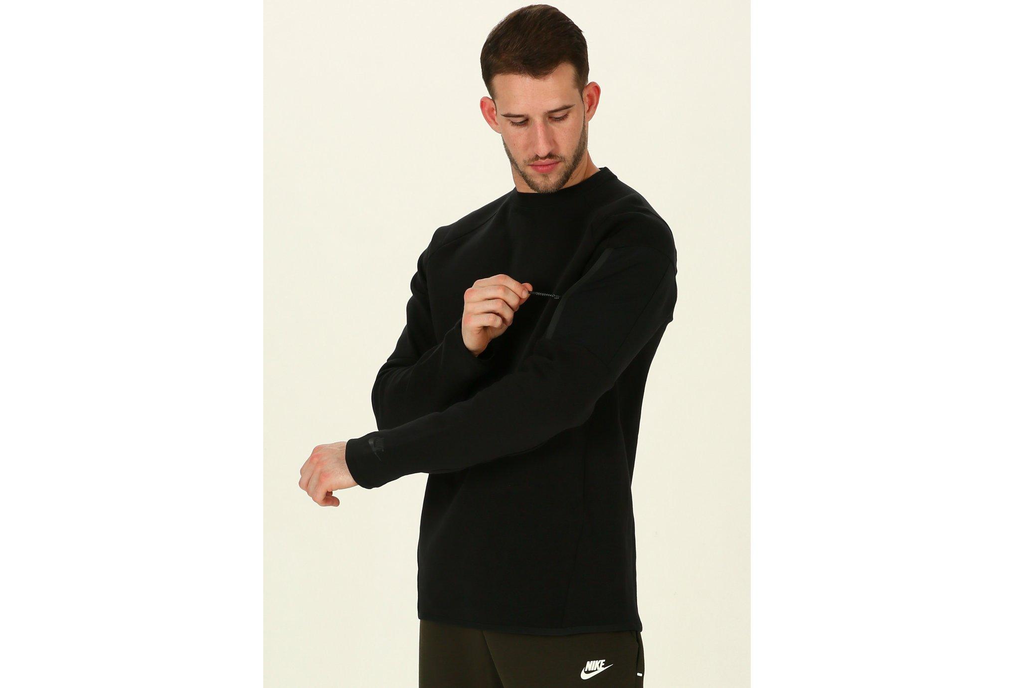 Nike Tech Fleece Crew M vêtement running homme