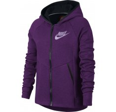 Nike Tech Fleece Hoodie Fille