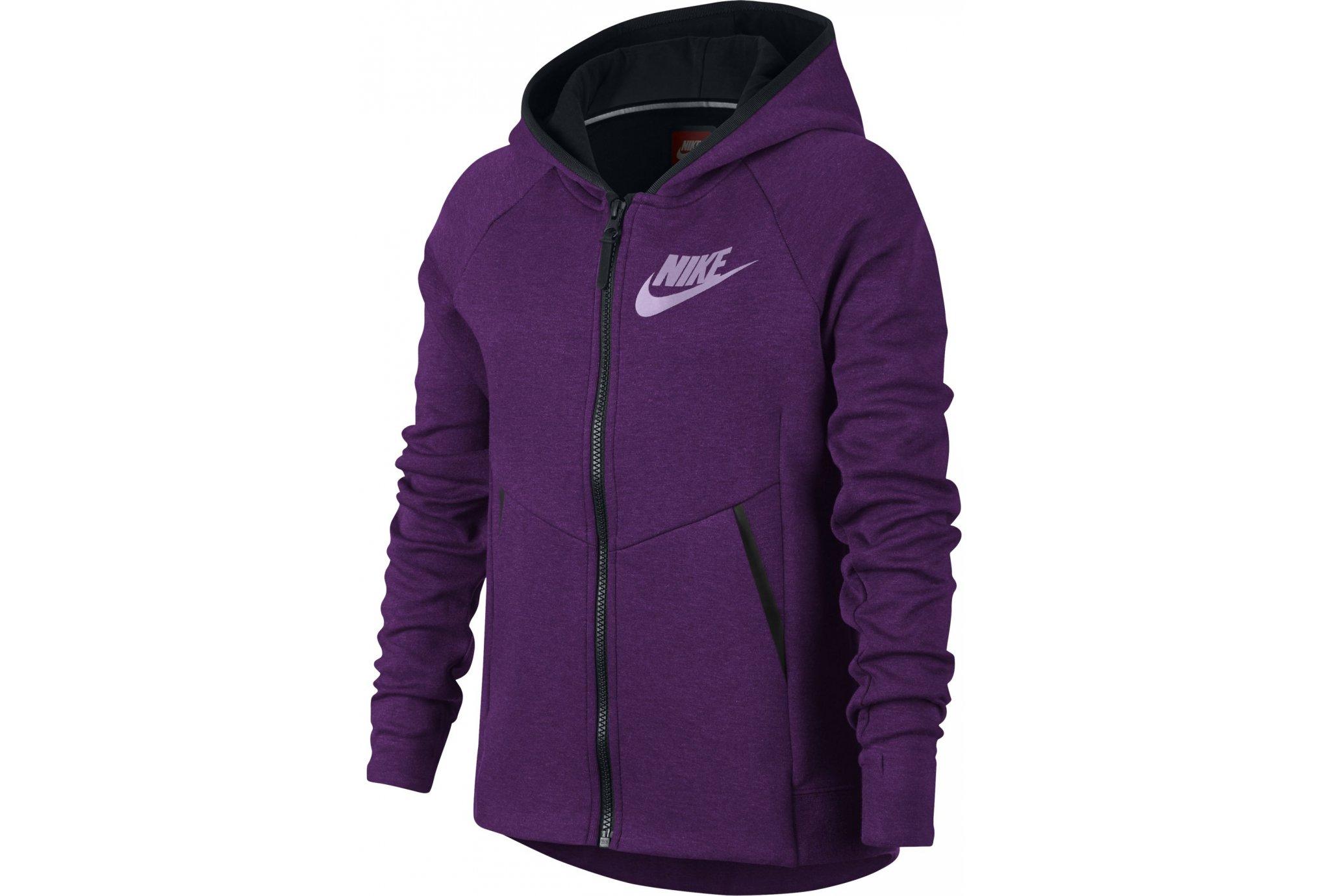 Nordicfit, Sport et Santé Nike Tech Fleece Hoodie Fille
