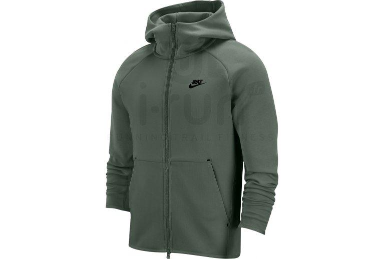 2019 mejor gama completa de especificaciones última moda Nike chaqueta Tech Fleece Hoodie