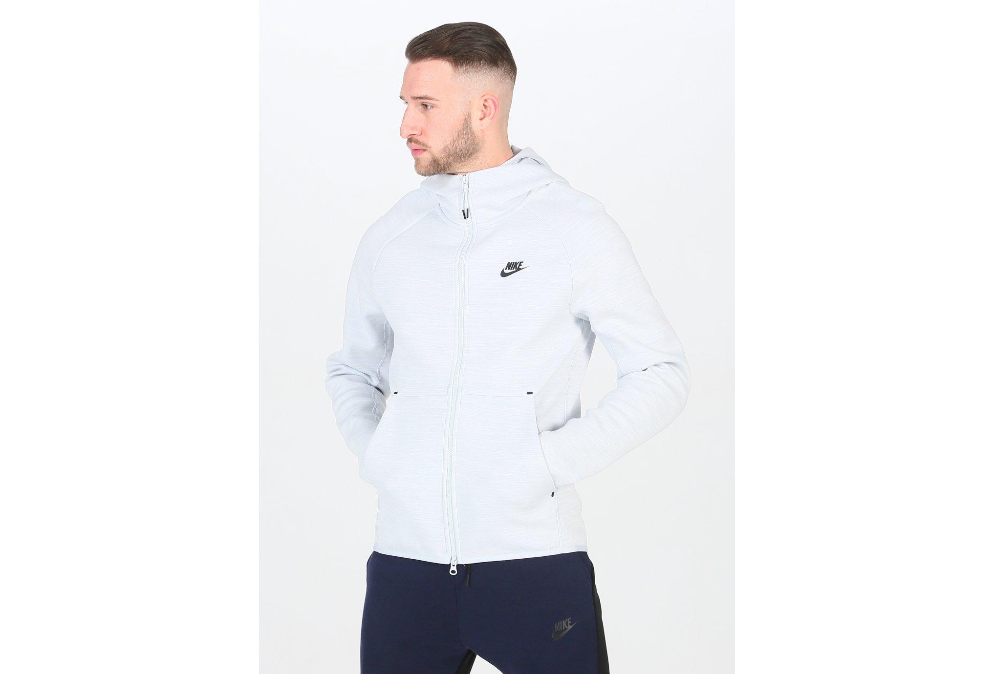 Nike Tech Fleece Hoodie M vêtement running homme