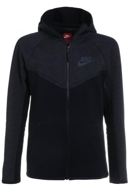Nike Chaqueta Tech Fleece Windrunner Junior