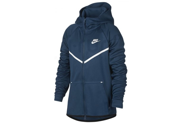 Nike Chaqueta Tech Fleece Windrunner en promoci n | Junior