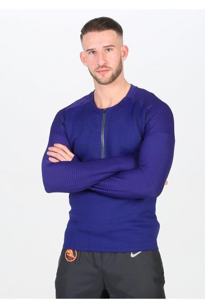 Nike camiseta manga larga Tech Pack Hybrid
