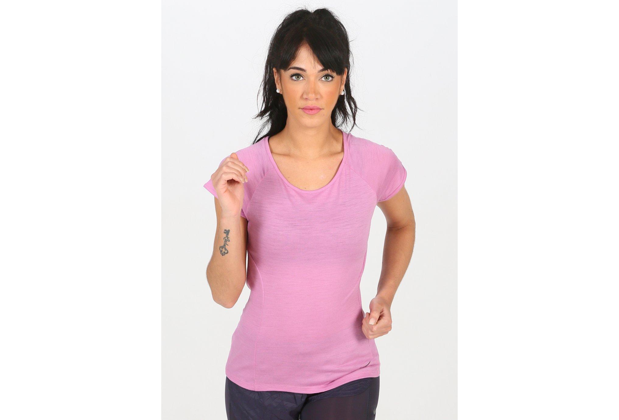 Nike Tee-shirt Lux W Diététique Vêtements femme