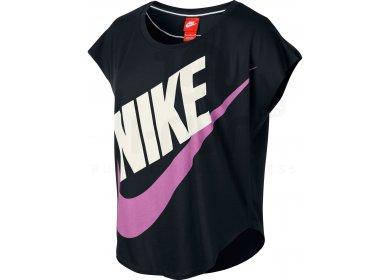 t shirt fitness femme nike