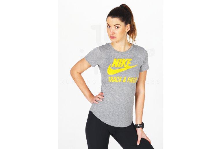 Nike Tee-shirt Track and Field Seasonal W