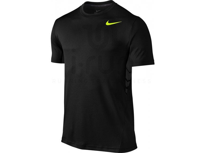 Nike Tee shirt Vapor Dri Fit M Vêtements homme Manches courtes