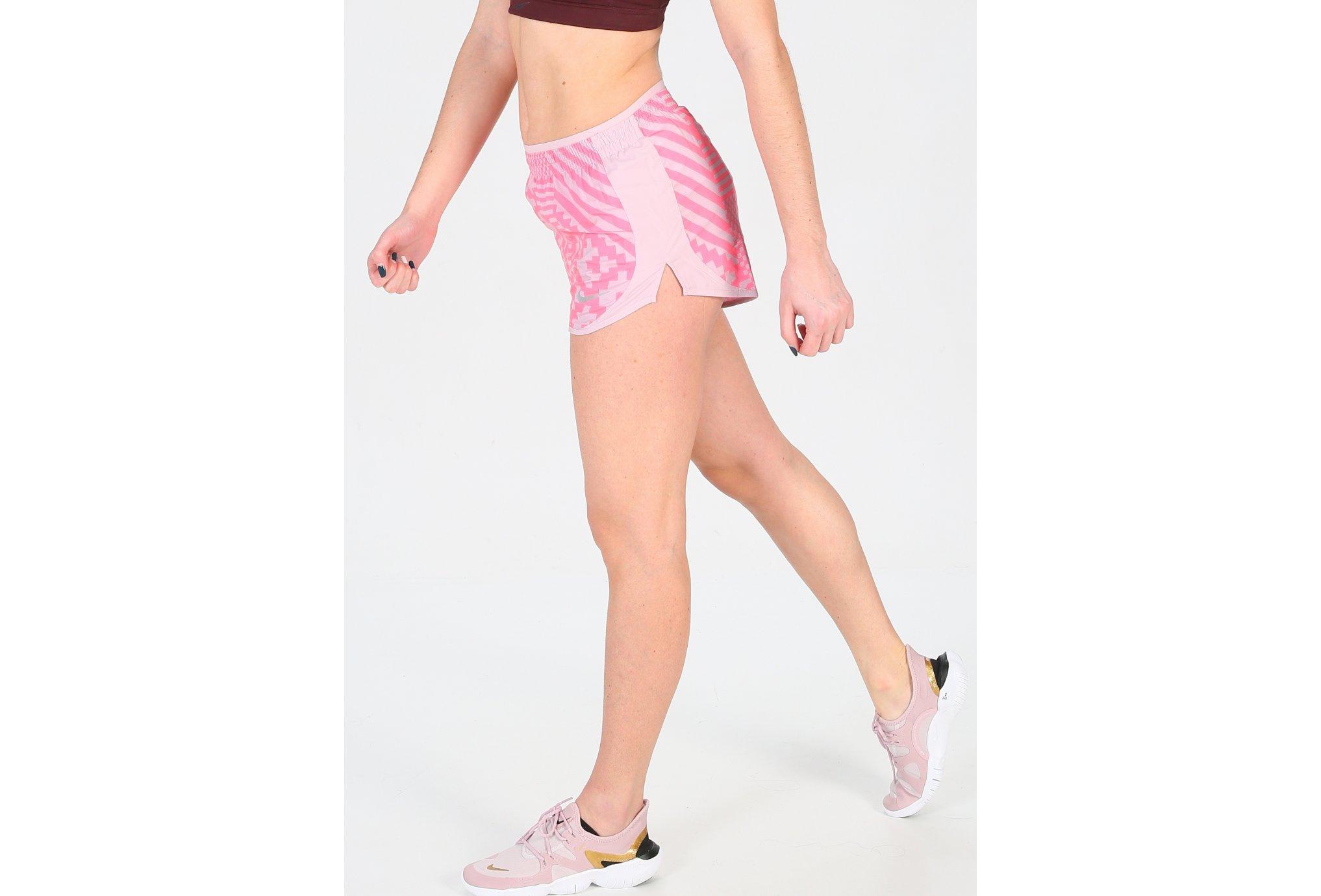 Nike Tempo Lux Runway Printed W vêtement running femme