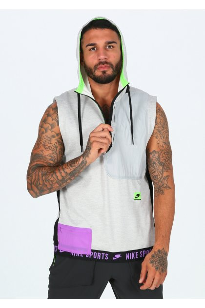 Nike camiseta sin mangas Therma NSP