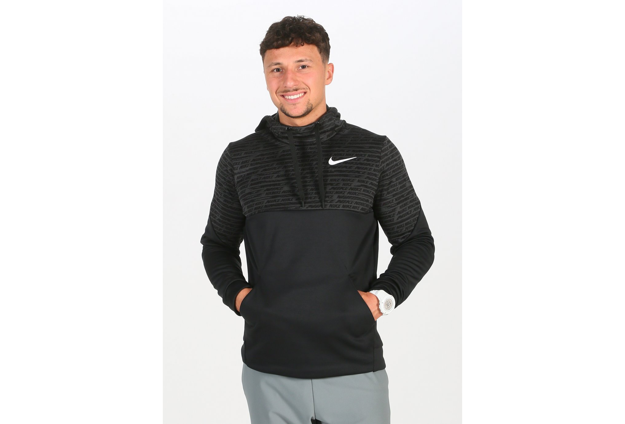 Nike Therma AOP M vêtement running homme