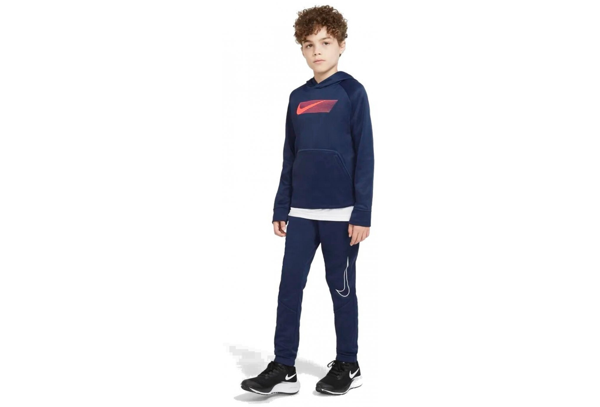 Nike Therma Graphic Junior vêtement running homme