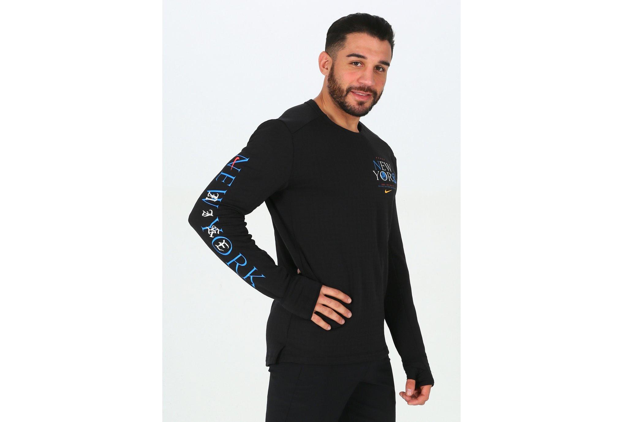 Nike Therma Sphere Element 3.0 NYC M Diététique Vêtements homme