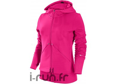 Nike Veste Capuche tradition Pink Lady