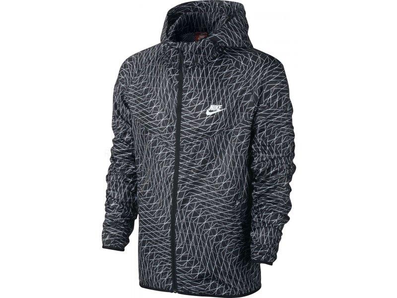 Nike Veste City Scape Packable Windrunner M homme Noir pas cher