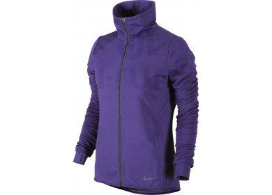 Nike Veste Lux Wool Mock W