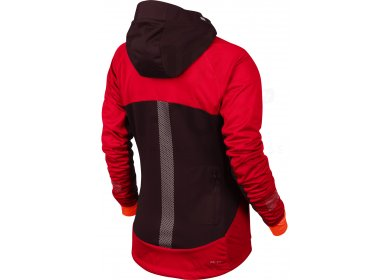 Nike Veste Shield Max W femme Rouge pas cher