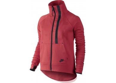 Fleece Tech Running Veste Femme W Moto Vêtements Pas Cher Nike O7R6x