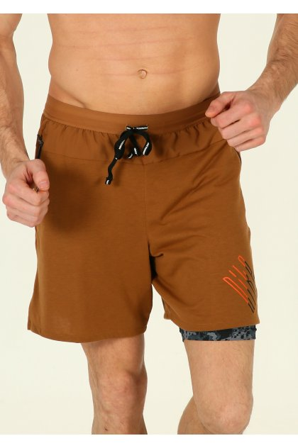 Nike Pantalón corto Wild Run 2en1
