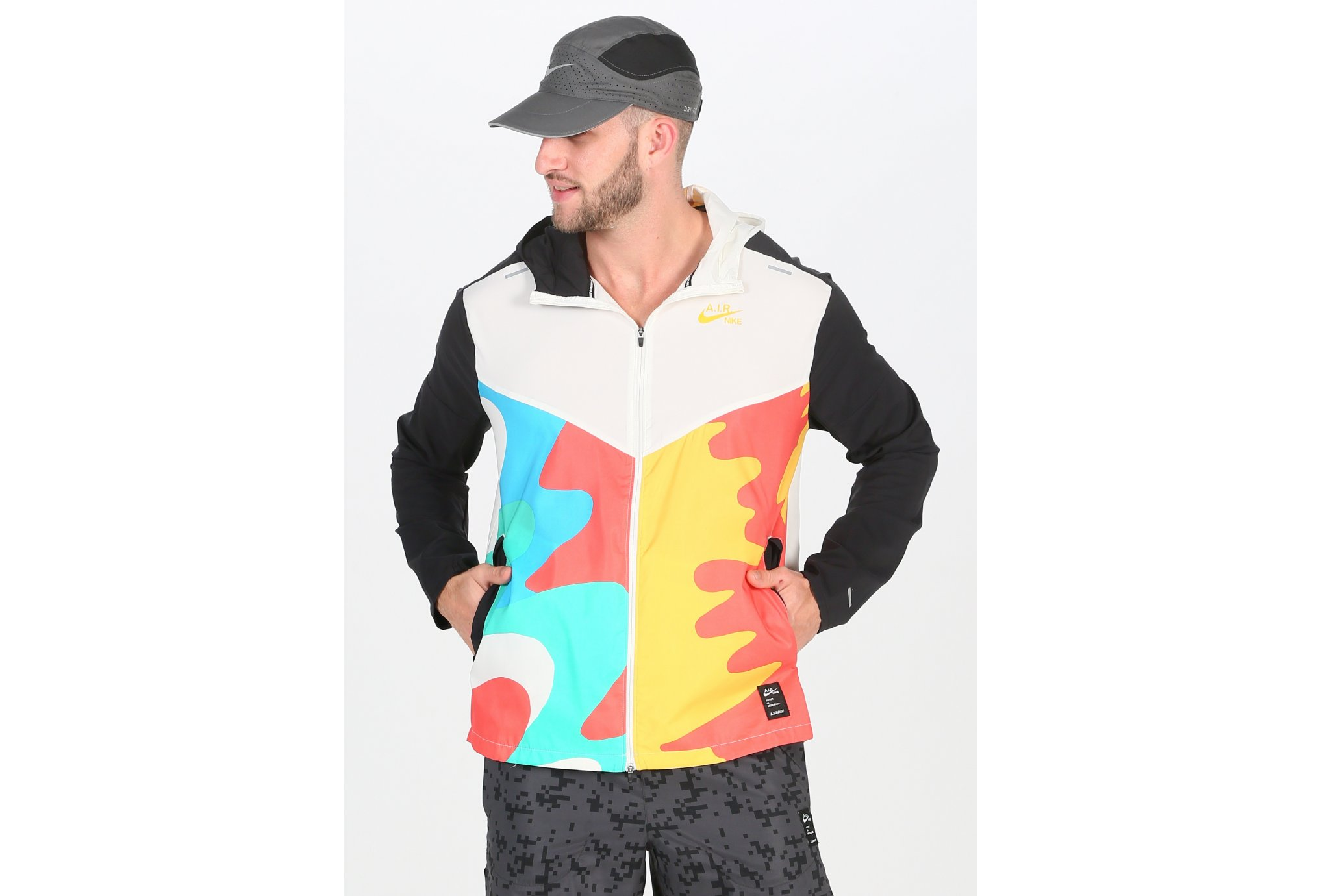 Nike Windrunner A.I.R. Savage M vêtement running homme