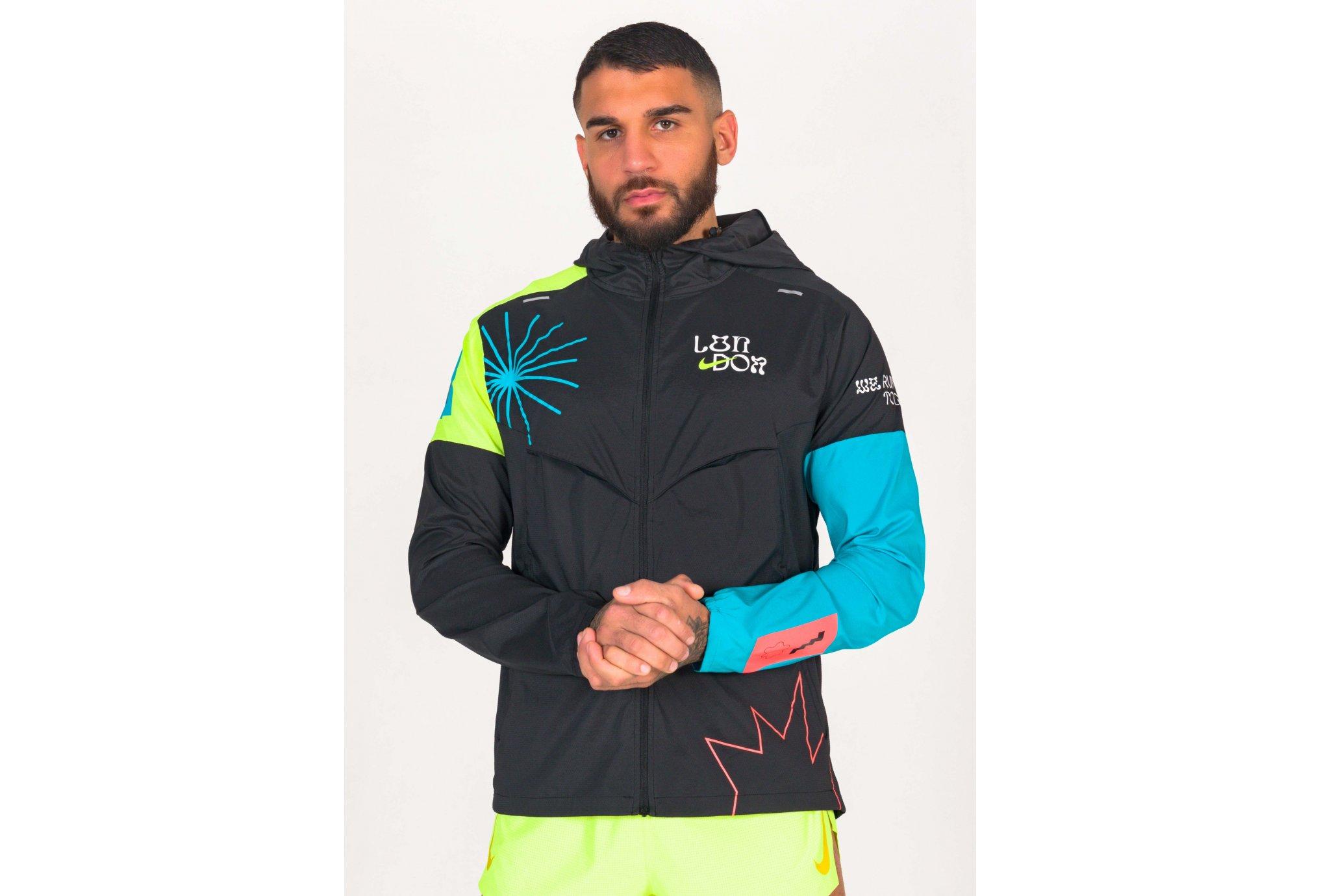 Nike Windrunner London M vêtement running homme
