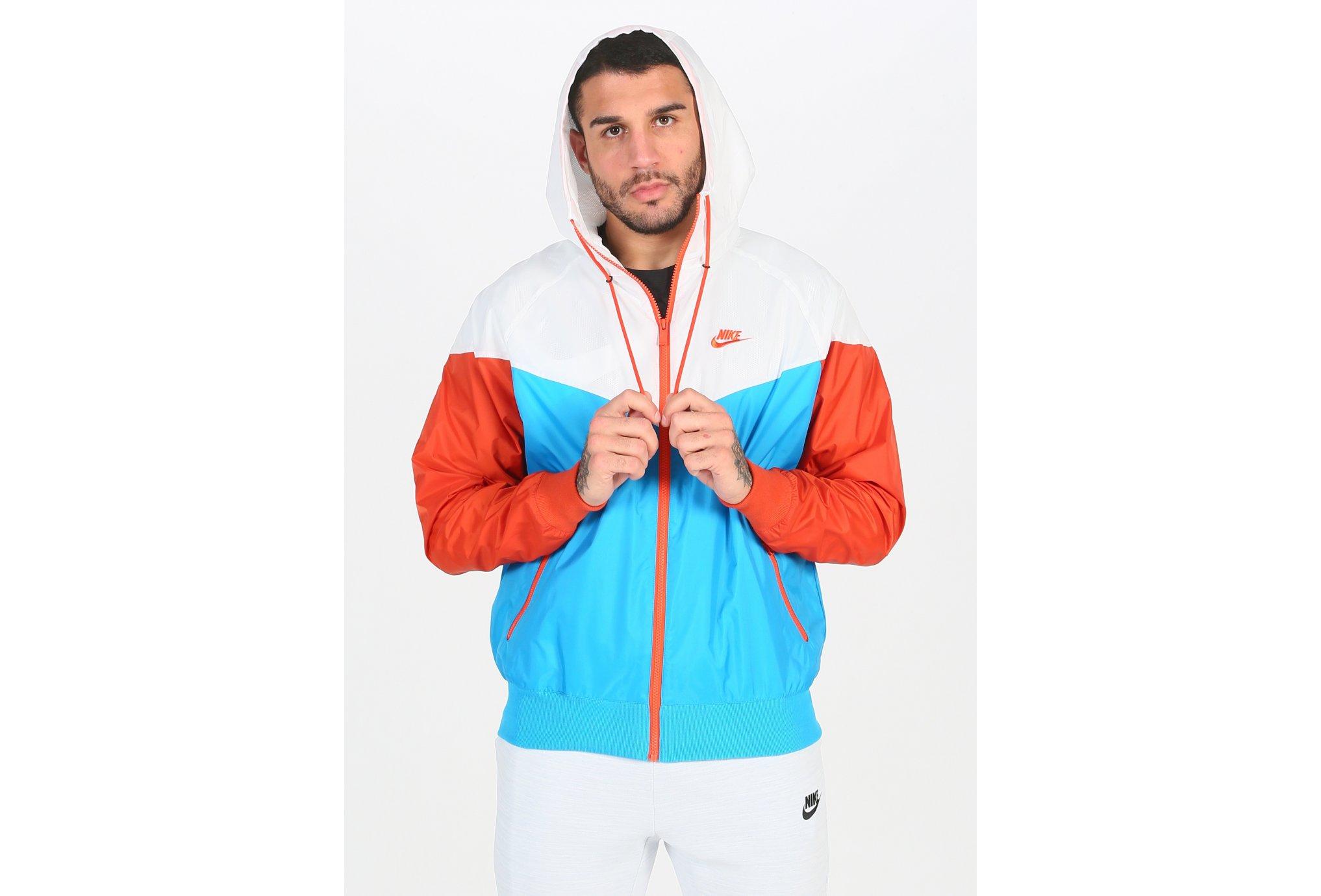Nike Windrunner M vêtement running homme