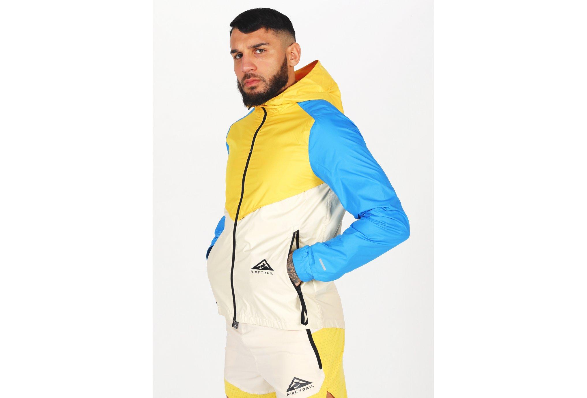 Nike Windrunner Trail M vêtement running homme