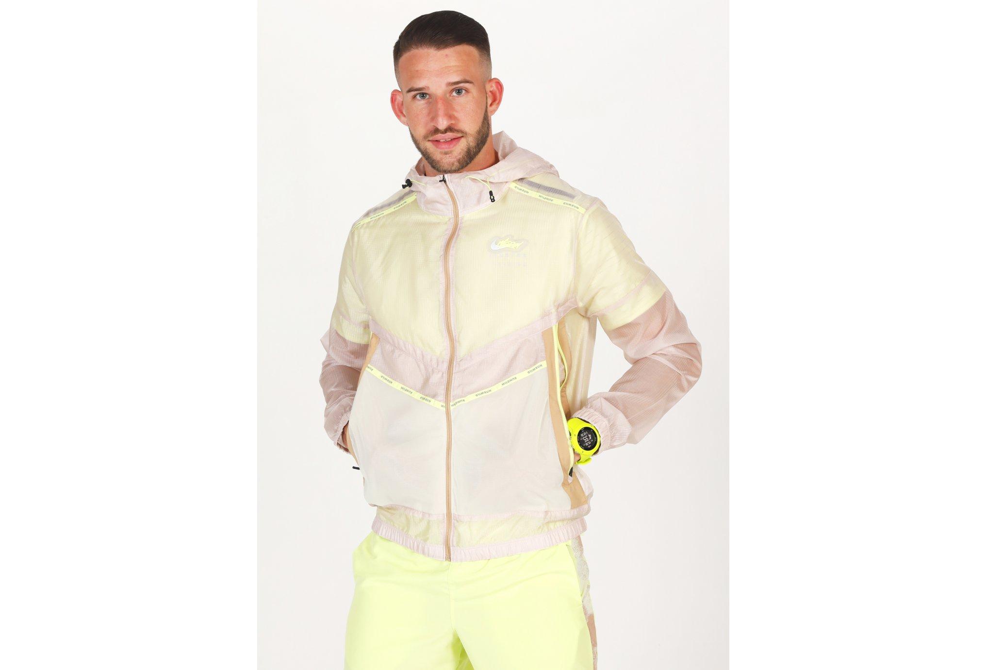 Nike Windrunner Wild Run M vêtement running homme