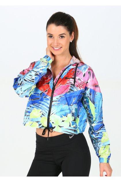 Nike chaqueta Woven Print