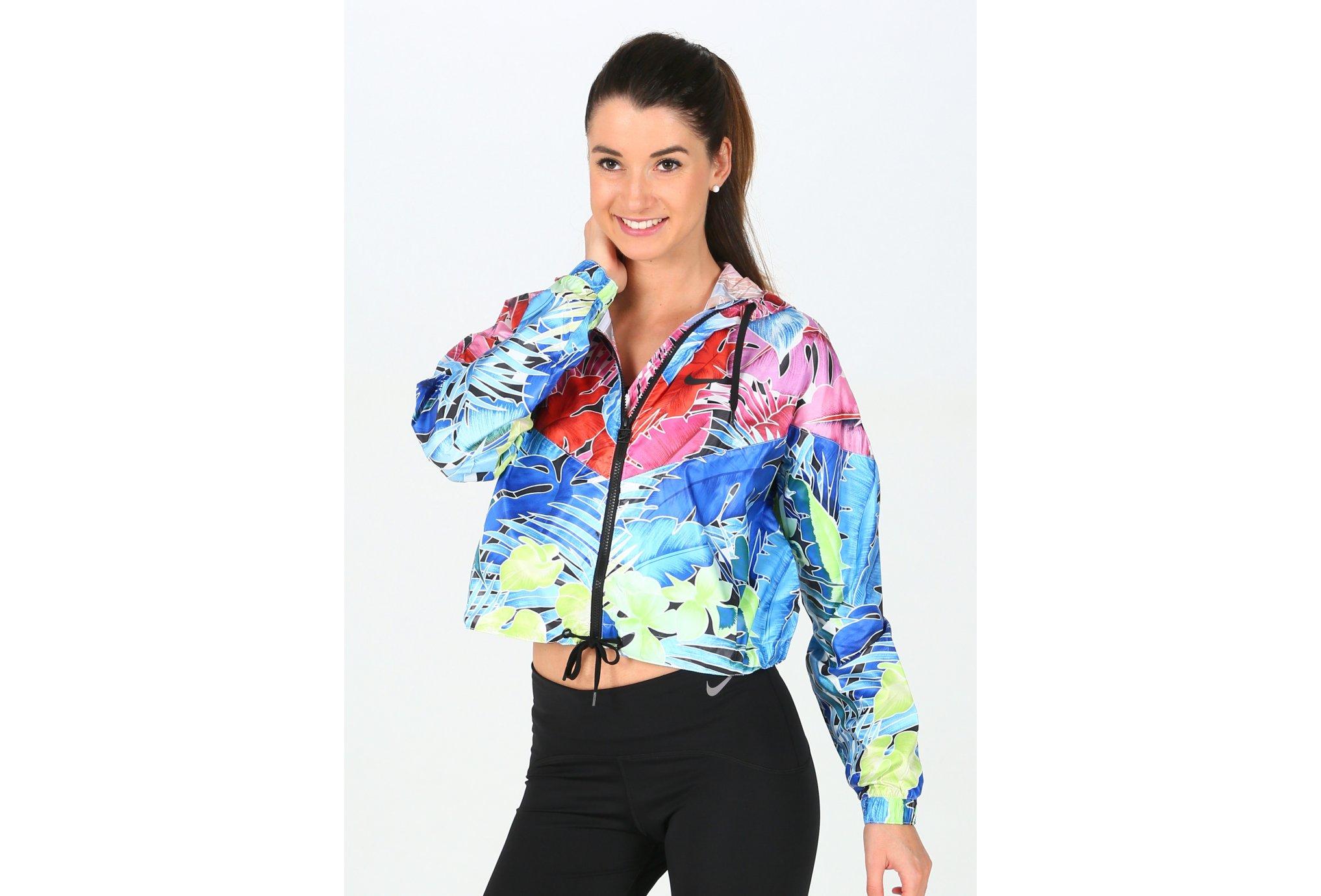 Nike Woven Print W vêtement running femme