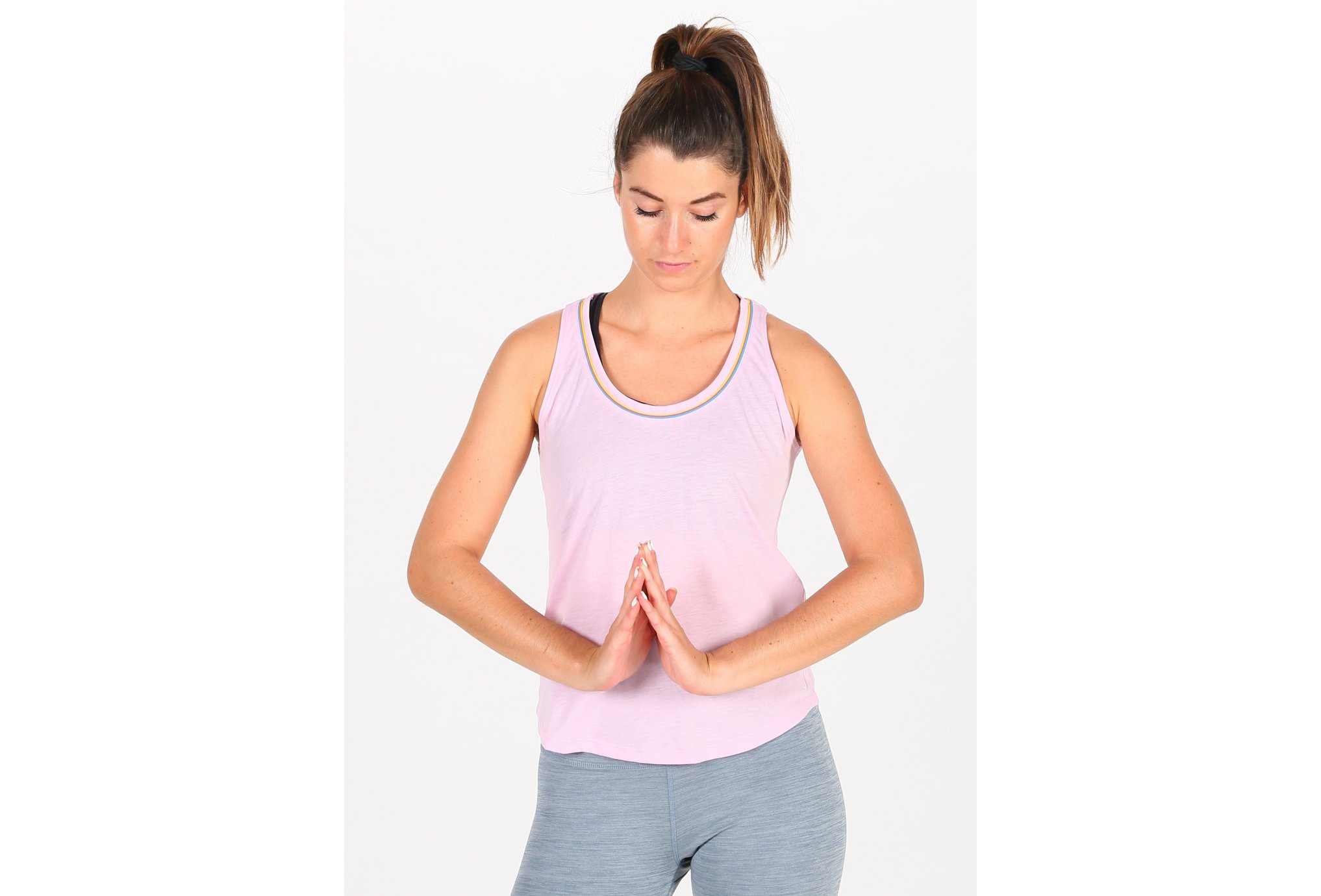 Nike Yoga Core Vintage Vinyasa 2 W vêtement running femme