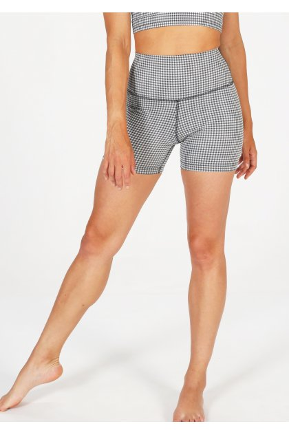 Nike pantalón corto Yoga Gingham
