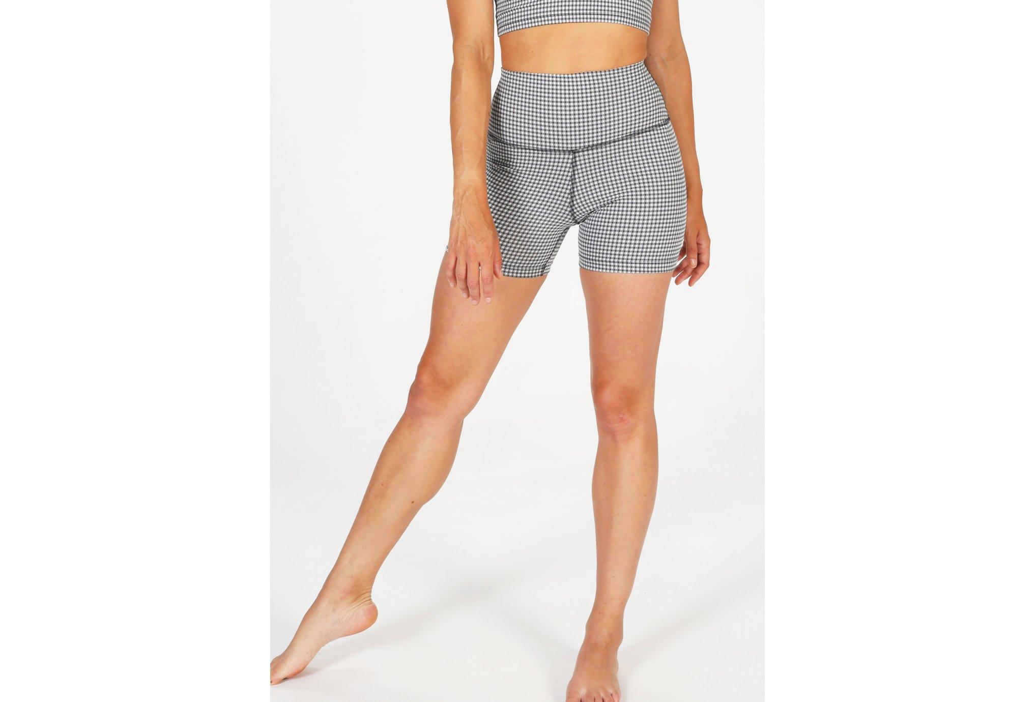 Nike Yoga Gingham W vêtement running femme
