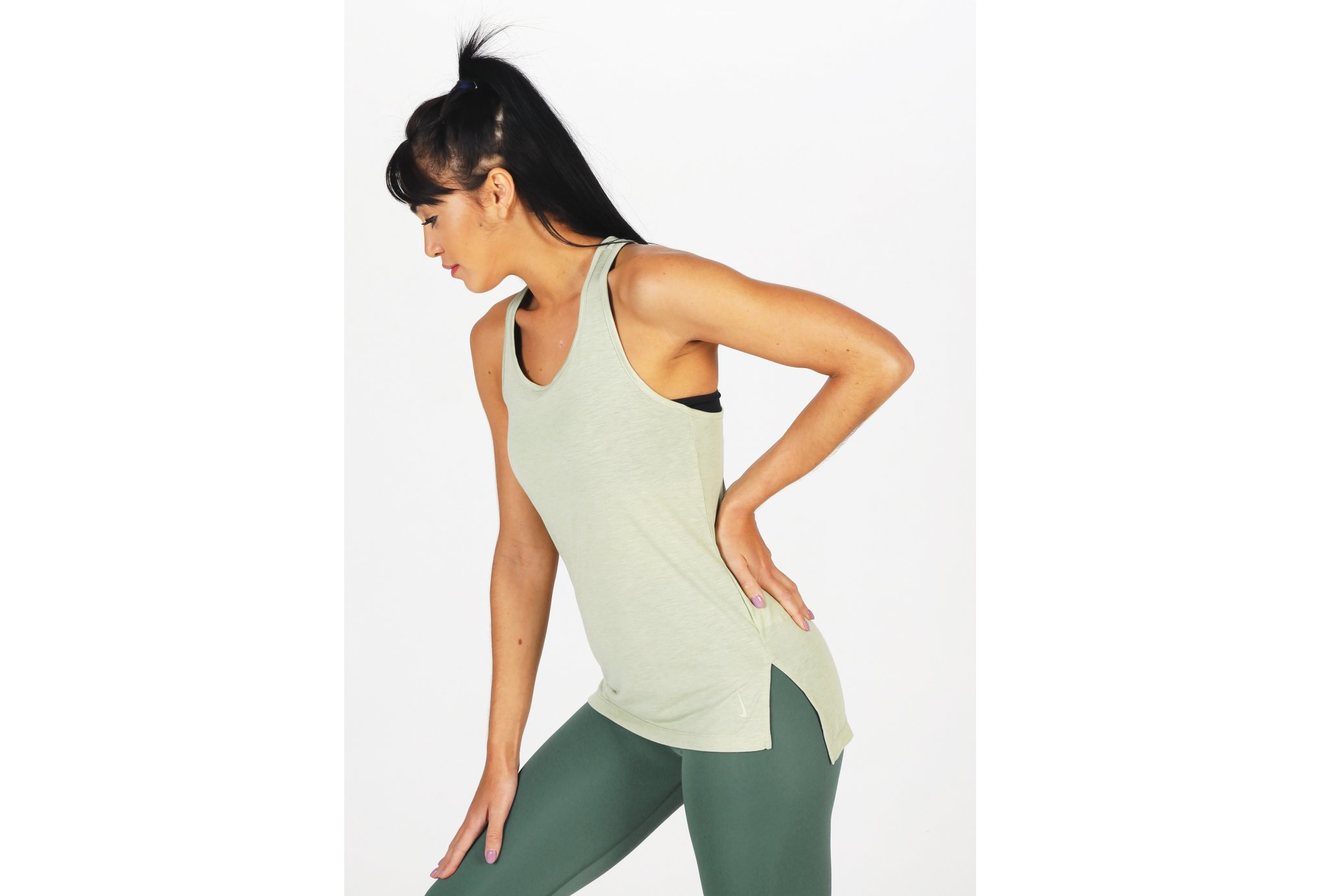 Nike Yoga Layer W vêtement running femme