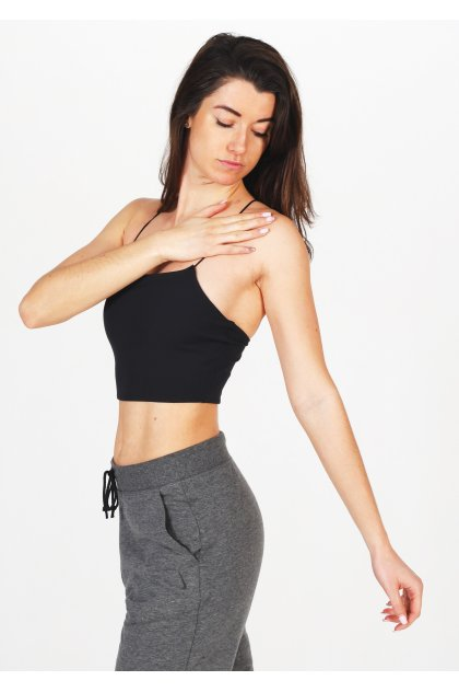 Nike camiseta de tirantes Yoga Luxe Strappy