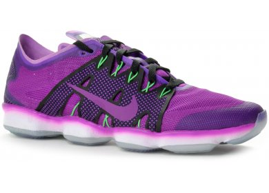 aa4e47a680dc Nike Zoom Fit Agility 2 W femme Violet pas cher