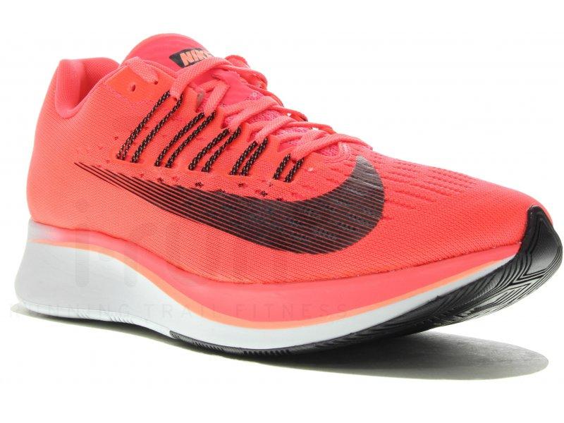 Nike Zoom Fly W femme Rose pas cher