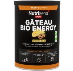 Nutrisens Sport Gâteau Bio Energy - Amande