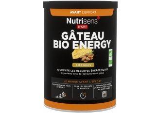 Nutrisens Sport Pastel energético Bio Energy - Almendra