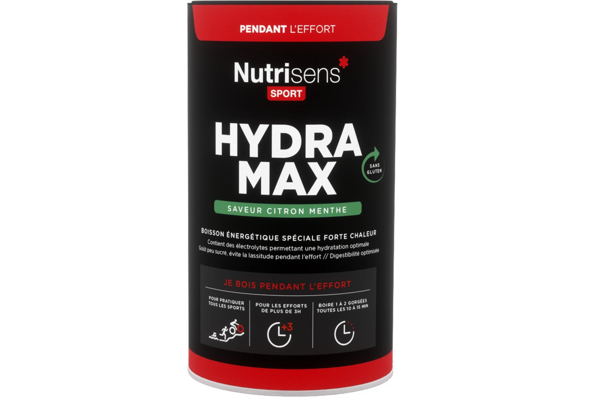 Nutrisens Sport Hydramax - Menta/limón Diététique Boissons