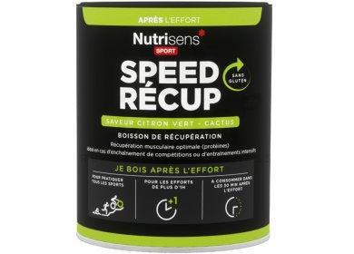Nutrisens Sport Speed Récup citron - Citron vert/Cactus