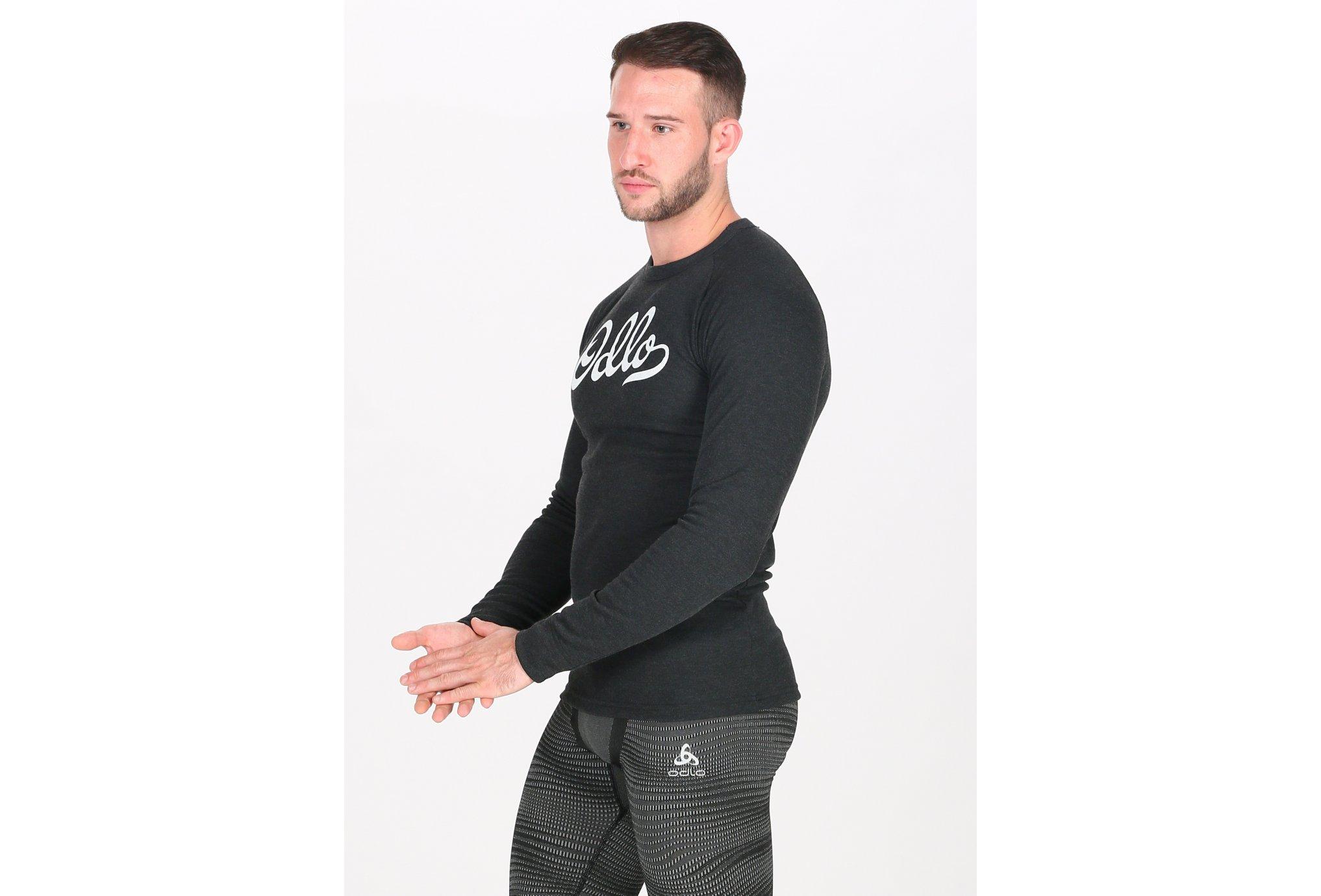 Odlo Active Warm Originals ECO M vêtement running homme