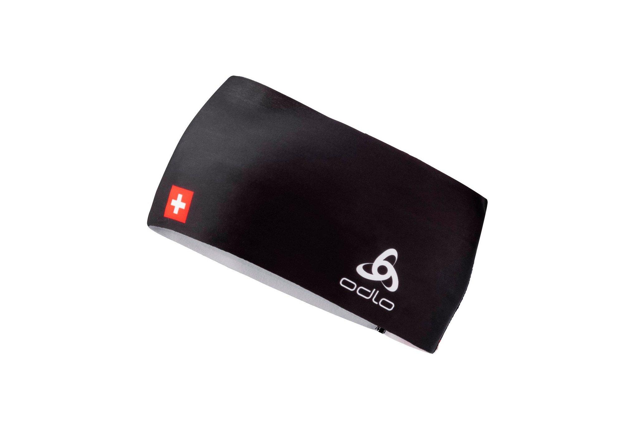 Odlo Bandeau Ski de Fond Competition Casquettes / bandeaux