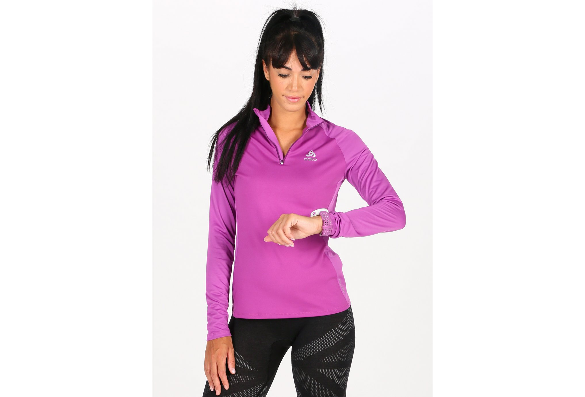 Odlo Ceramiwarm Element W vêtement running femme