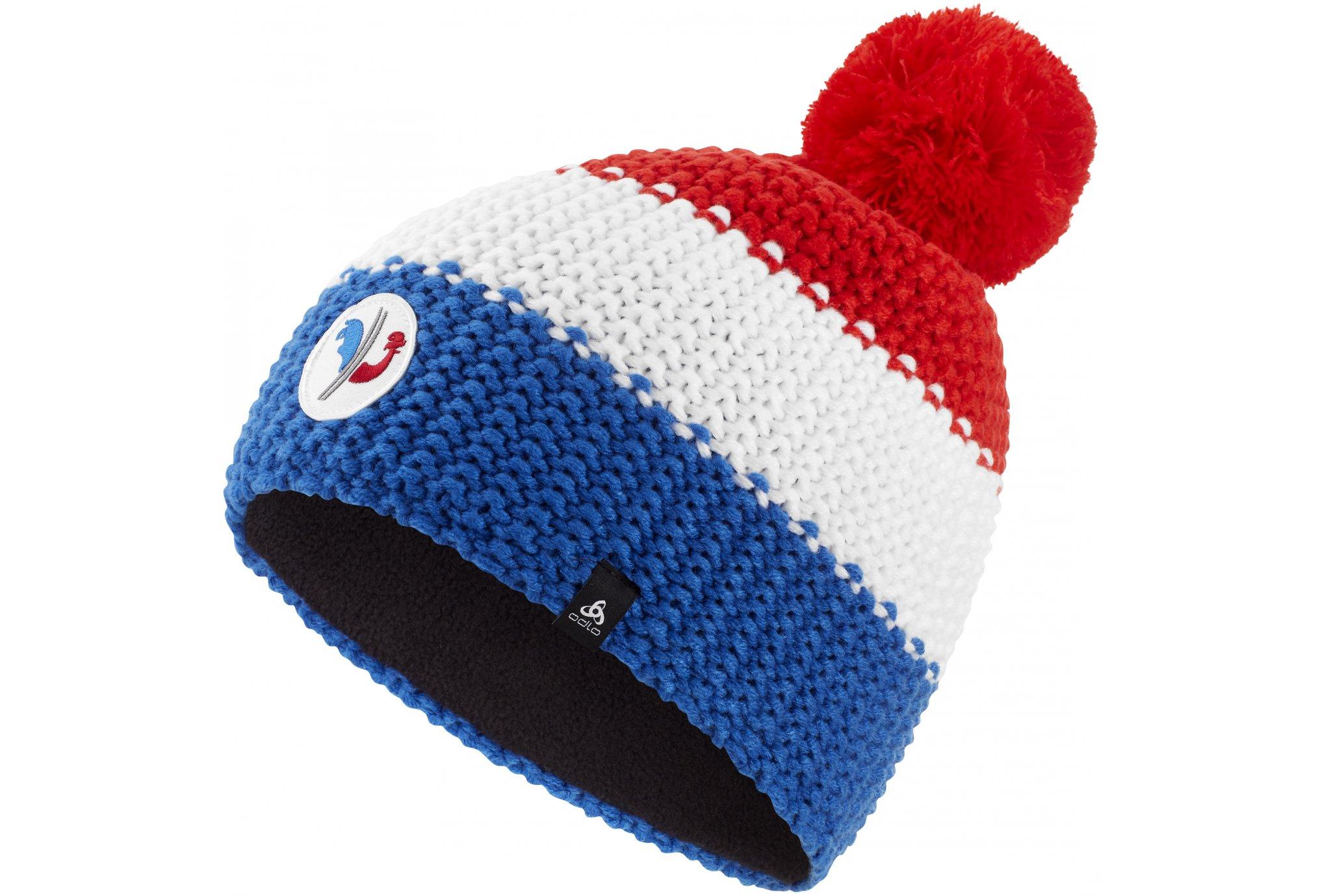 Odlo Chunky Knit France Bonnets / Gants