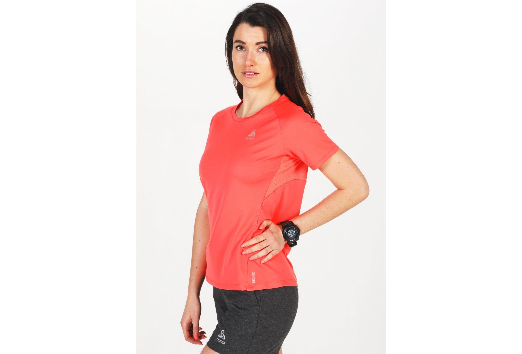 Odlo Essential Chill-Tec W vêtement running femme