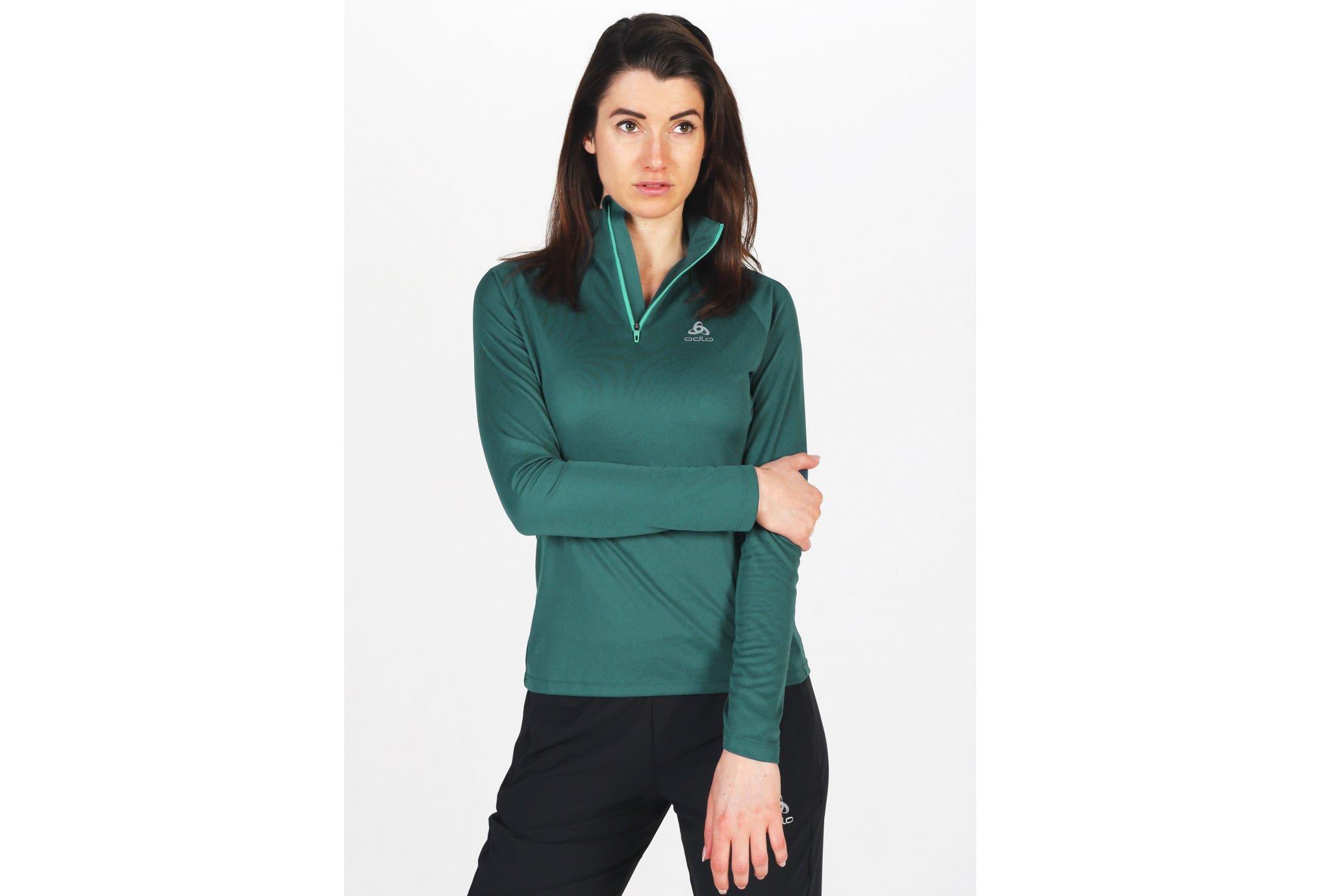 Odlo Essential Midlayer ECO W Diététique Vêtements femme