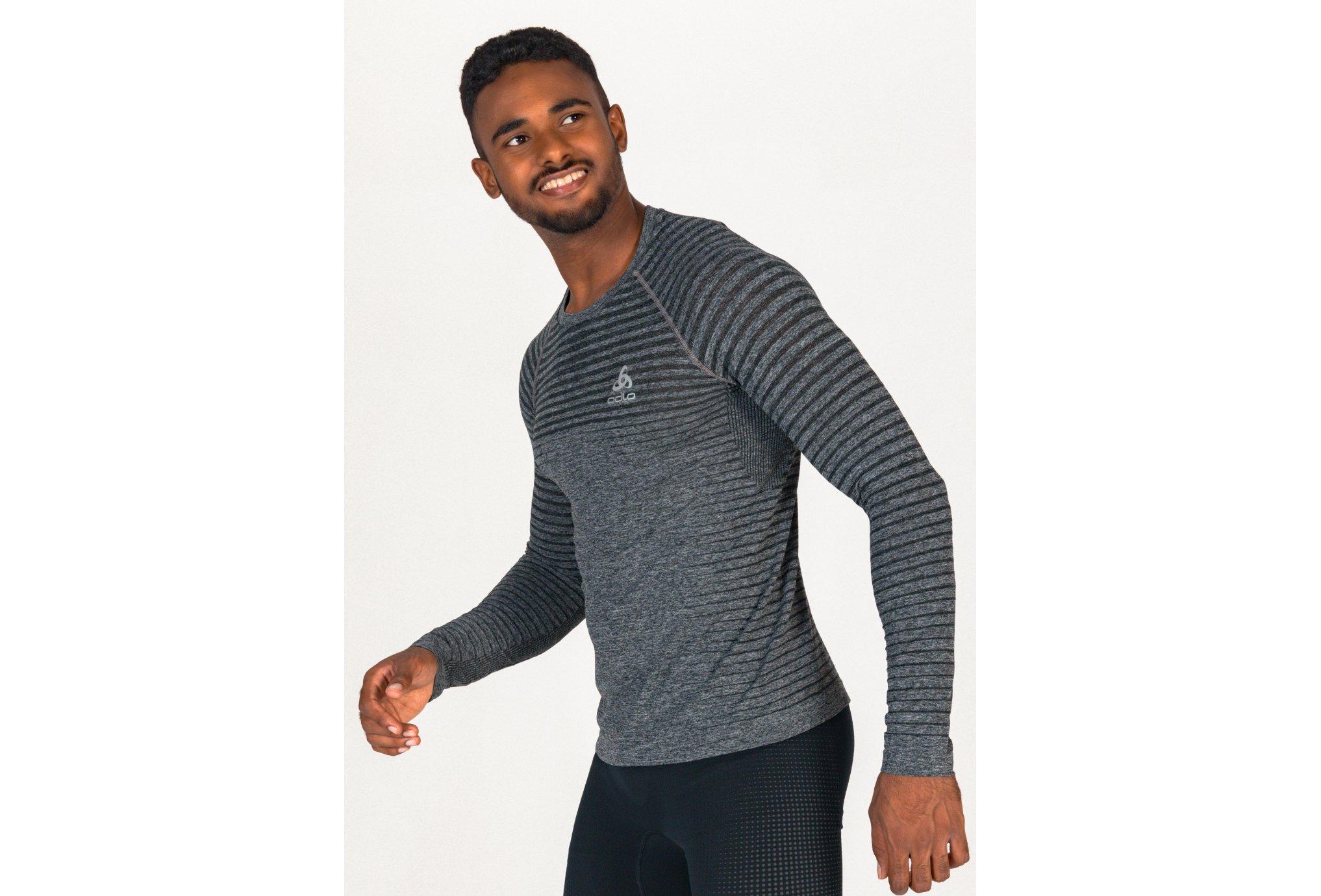 Odlo Essential Seamless M vêtement running homme