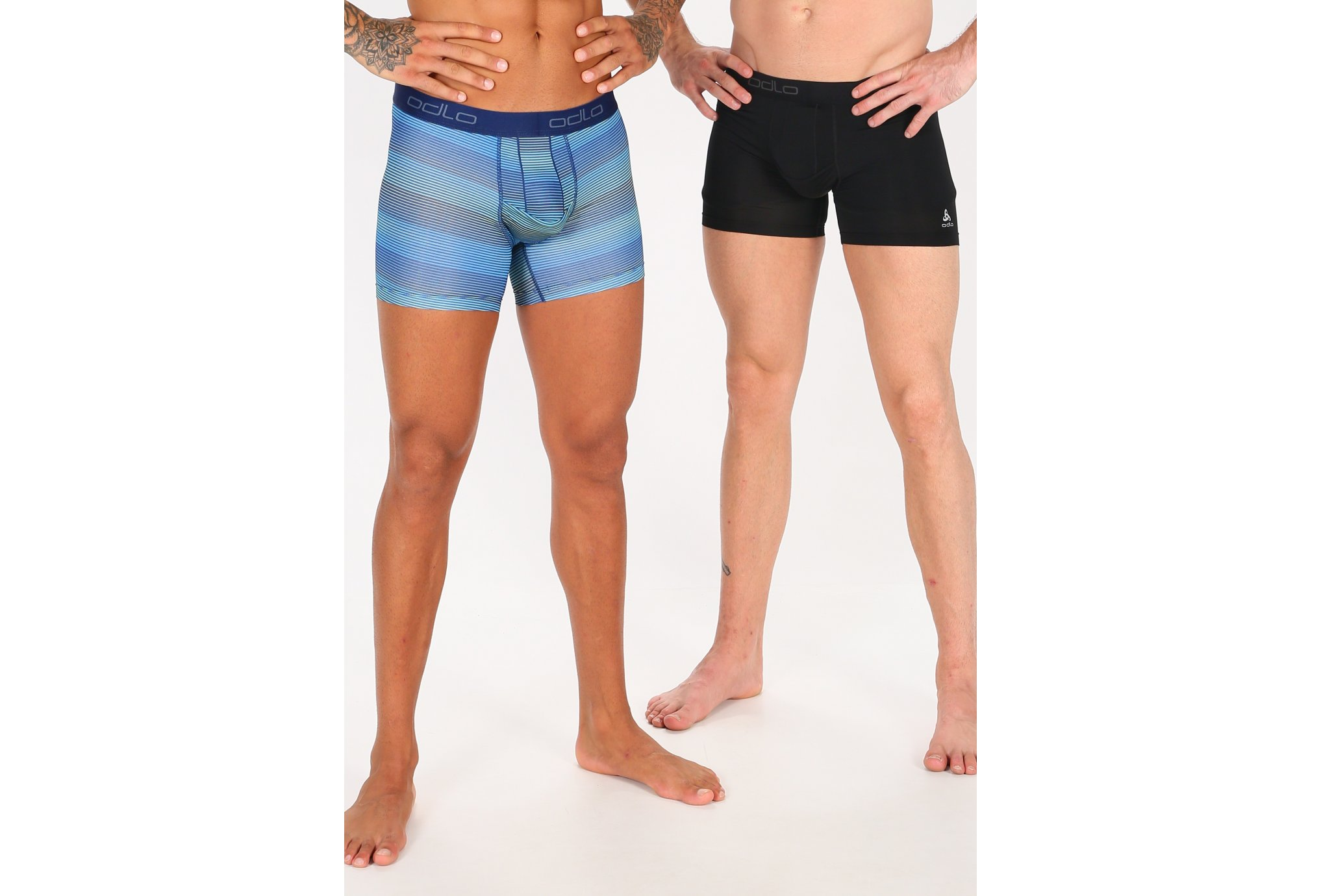 Odlo Lot de 2 boxers Active Everyday M vêtement running homme
