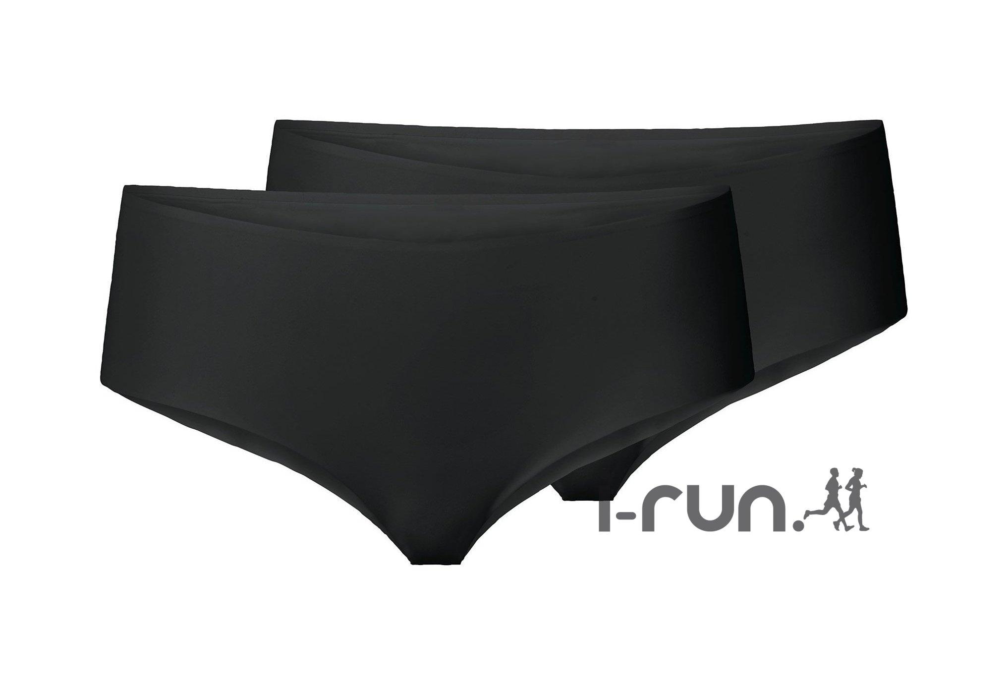 Odlo Lot de 2 Panty The Invisibles W vêtement running femme
